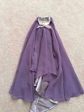 Tonner Wilde Evangeline Ghastly ~ Attic Goddess Purple Dress Gown ONLY