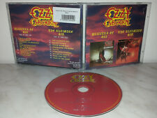 CD OZZY OSBOURNE - BLIZZARD OF OZZ - ULTIMATE SIN - RUSSIA