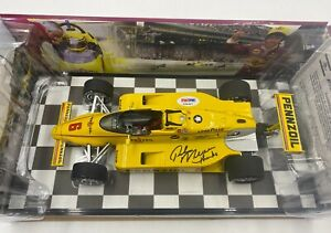 Rick Mears Signed 1:18 Scale Model Penske Carousel 1 Racing Car AUTO PSA/DNA COA