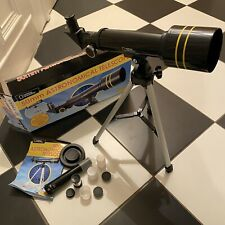 National Geographic Astronomical Kids Telescope 50mm Lens 18-180X Magnification