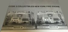 Code 3 FDNY JC Penny Special - Seagrave Pumpers E75 & E280 1/64 Diecast Truck