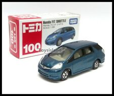 TOMICA #100 HONDA FIT SHUTTLE 1/68 TOMY DIECAST CAR 2012 MARCH NEW MODEL
