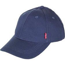 Levi's Mens Torrey Cap Navy Blue hat