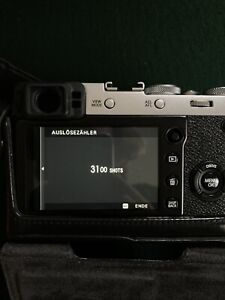 Fujifilm X100F inklusive Zubehörpaket