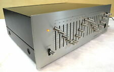 PIONEER SG-9500 Ten Band Graphic Equalizer-Serviced & Working Well