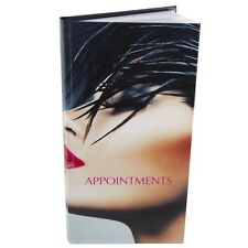Appointment Book Diary for Salon 3 Column Book Design. Stylish & Modern