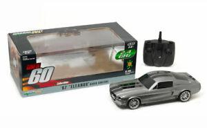 1:18 Greenlight Ford Mustang Shelby Gt500E 1967 Eleanor- Fuori In 60 Secondi GRE