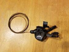 Shimano XTR SL-M9000 Mountain Bike Shifter - Left Side - i-spec II 2 / 3 Speed