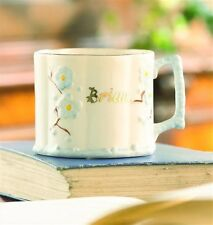 Belleek Parian China Baby/Christening Cup Personalized BOY Made in Ireland