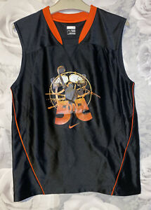 Boys Age 8-10 Years - Nike Basketball Vest Top