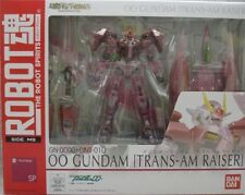 New Bandai Robot Spirits SIDE MS OO Gundam TRANS-AM RAISER Pre-Painted