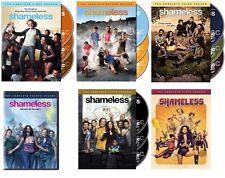 Shameless Seasons 1-7 DVD (2017,18 Disc Set) 1 2 3 4 5 6 7