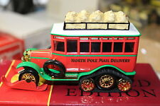 MATCHBOX COLLECTIBLES-1922 CHRISTMAS SCANIA VABIS POST BUS 1:43 SCALE (Boxed)