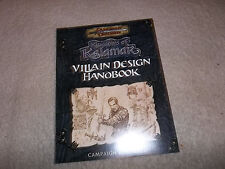 Kingdoms of Kalamar Villain Design Handbook