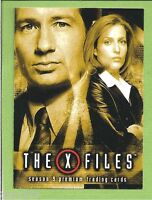Promo Card (NS) 2003 Inkworks The X Files Season 9 Premium Trading Cards #P1