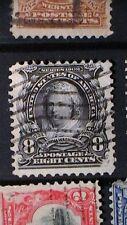Sc#306 SERIES 1902 8c MARTHA WASHINGTON STAMP     597A4