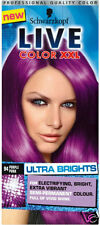 New Schwarzkopf Live Hair Color XXL Ultra Brights Vibrant Semi-Permanent  Colour