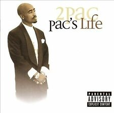 Pac's Life [Bonus Track] [PA] by 2Pac (CD, Nov-2006, Amaru/interscope)