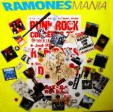 Ramones Ramones Mania Original Double 1988 Europe Lp