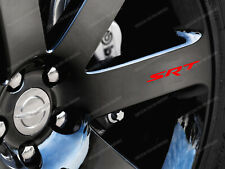 6 X Pegatinas Chrysler SRT para ruedas 300C #13