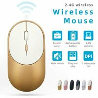 USB/Bluetooth Wireless Cordless Mouse Mice Optical Scroll For PC Laptop Computer