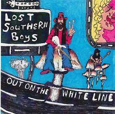 CD LOST SOUTHERN BOYS hard bluesy Southern Rock USA 1997 / ZZ TOP