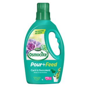 Osmocote 1L Pour+Feed For Cacti And Succulents