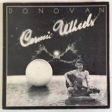 DONOVAN Cosmic Wheels LP with Gatefold 1973 Original