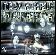 DEEP PURPLE - IN CONCERT'72 (2012 REMIX) 180GR. 3 VINYL LP NEU