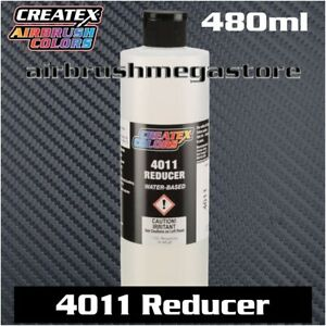 Createx Colors 4011 Reducer ( Size 480ml ) Importer Direct + Free Insured Post