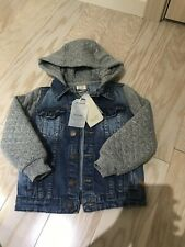 Zara Boys Denim Jacket , Size 6, 116cm