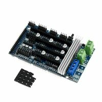 5pcs A4988 + Ramps 1.6 Expansion Control Panel with Heatsink for 3D Printers.