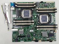INVENTEC Dual Socket LGA2011 Intel C602 X79 motherboard Xeon E5 V1/V2 10G SFP+