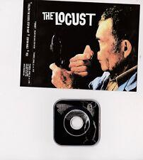 "The Locust – Follow The Flock, Step In Sh*t Mini CD PROMO 3"" Shape"