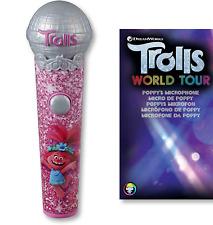 DreamWorks Trolls World Tour Poppy's Musical Microphone - Trolls 2 Toys
