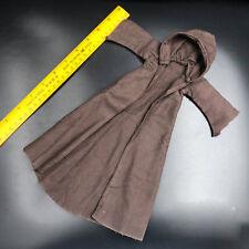 "Sideshow 1:6th Star Wars Cloak Robes Coat Model For 12"" Female & Male Figure"
