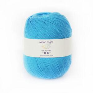 Moon Night Lace Weight Wool 95% Merino 5% Cashmere
