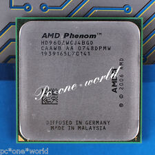 100% OK HD960ZWCJ4BGD AMD Phenom X4 9600 2.3 GHz Quad-Core Processor CPU