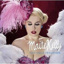 """MAITE KELLY """"DAS VOLLE PROGRAMM"""" CD NEUWARE"""