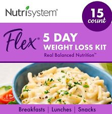 5 Day Weight Loss Meal Kit Nutrisystem Meals Nutrition Fitness Snack Meals Food