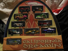 Target California Dreamin' Exclusive VW Drag Truck Hot Wheels Scorchin scooter