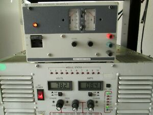 Adjustable Lab Power supply 0 to 75 V 0-8 A 500 Watt TESTED! Low Noise US Made