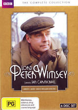 Lord Peter Wimsey (DVD, 2014, 6-Disc Set) BRAND NEW REGION 4