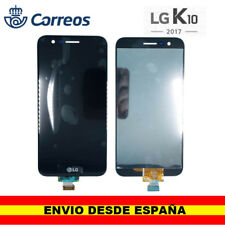 Pantalla completa LCD + TACTIL LG K10 2017 M250 M250N M250E M250DS Negra Negro