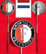Fußball FOOTBALL Anstecknadel NIEDERLANDE HOLLAND DE KUIP  FEYENOORD ROTTERDAM