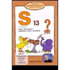 BIBLIOTHEK DER SACHGESCHICHTEN (S13): SCHUHE,.. DVD NEU