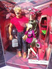 MANNY TAUR & IRIS CLOP SAN DIEGO COMIC CON SDCC 2014 Monster High Poupée BHN07