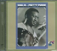 "BERNARD ""PRETTY"" PURDIE - SOUL IS... 1972 SESSION DRUMMER ARETHA FRANKLIN SLD CD"