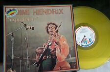 LP JIMI HENDRIX Original Soundtrack Of The Motion Picture Experience VINYL JAUNE