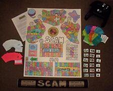 SCAM: The Game Of International Dope Smuggling - CYLINDER Version